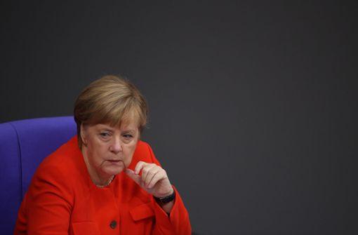 Angela Merkel äußert Verständnis für Unmut vieler Ostdeutscher