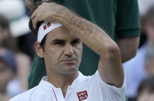 Nadal im Halbfinale, Federer scheitert