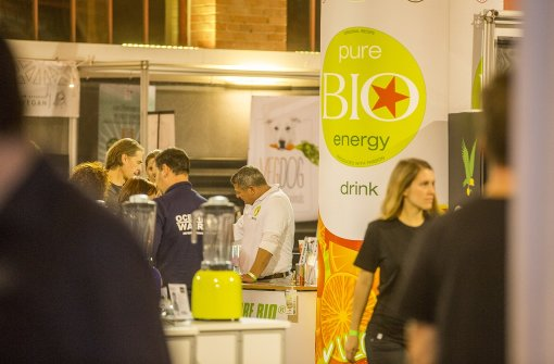 Xond will zeigen, dass sich Fast-Food und qualitativ hochwertiges Essen nicht ausschließen.  Foto: 7aktuell.de/Simon Adomat