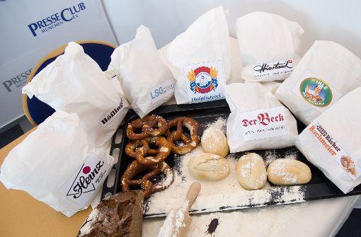 Ekelbericht über bayerische Großbäckereien