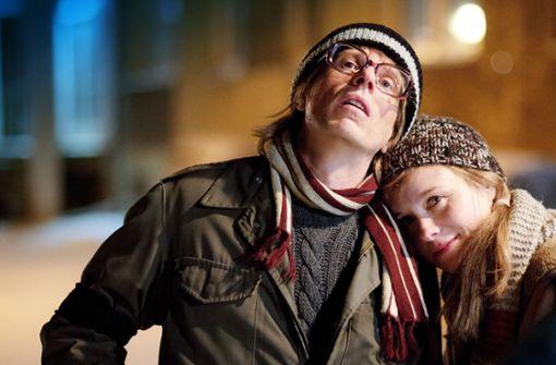 Gundi (Alexander Scheer) und seinen Frau Conny (Anna Unterberger) Foto: Pandora