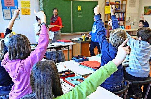 Hoher Zulauf an Gemeinschaftsschulen