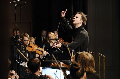 Teodor Currentzis triumphiert in der Liederhalle