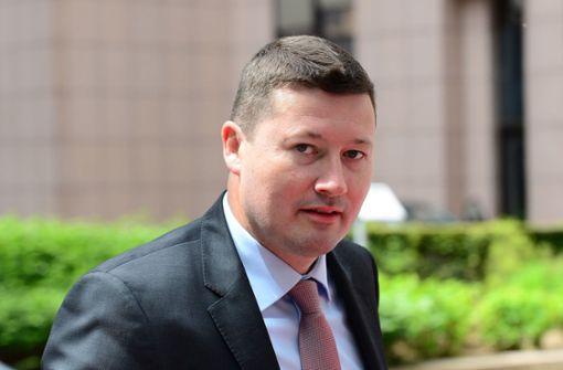 Martin Selmayr wird neuer Generalsekretär