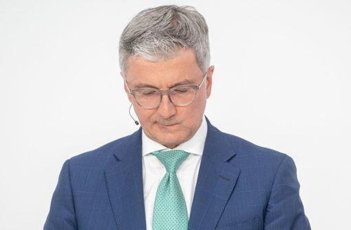 Audi-Chef Rupert Stadler bleibt im Gefängnis