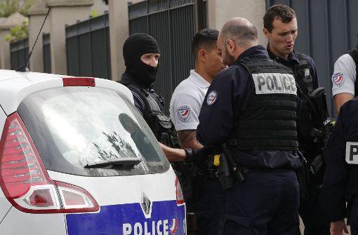 Zwei Festnahmen nach Sprengstoff-Fund