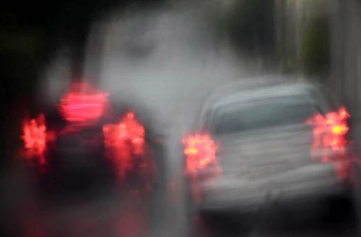 Betrunkene wollen zweifachen Unfall vertuschen