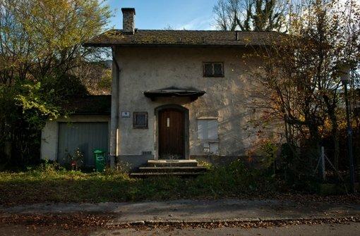Das Haus von Cornelius Gurlitt in Salzburg. Laut Bild-Zeitung gehört eines der Werke aus der Gurlitt-Sammlung zur Raubkunst der Nazis. Foto: Getty Images Europe