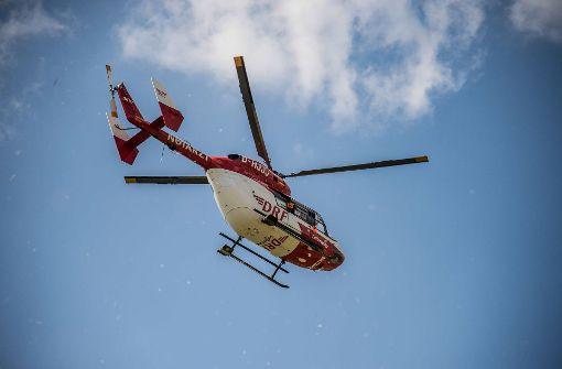 Kletterer aus Stuttgart stürzt ab