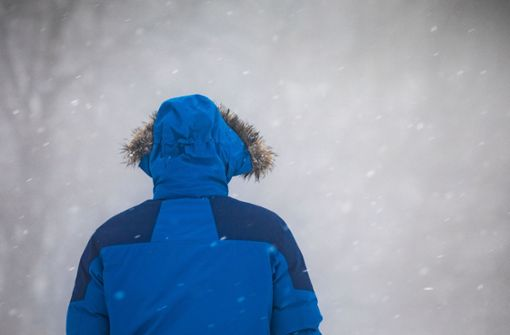 Erster Schnee in Baden-Württemberg erwartet
