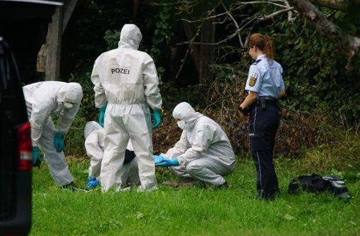 Polizei findet Leiche