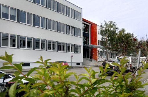 Die IT-Schule Stuttgart befindet sich im Synergiepark Vaihingen-Möhringen. Foto: Horst Rudel