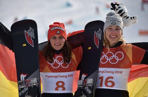 Silber und Bronze für Selina Jörg und Ramona Hofmeister