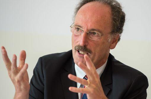 Andreas Richter geht in den Ruhestand