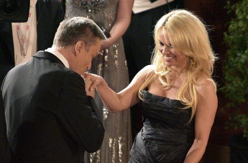 Pamela Anderson mag es kultiviert