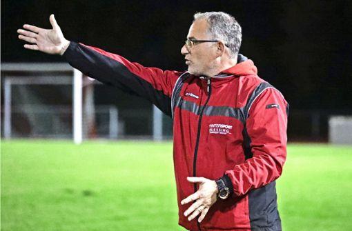 Guaggenti übernimmt beim SV Breuningsweiler
