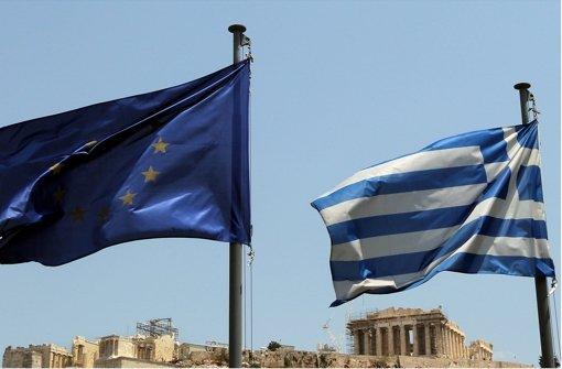 Länder bewilligen Griechenland-Hilfen