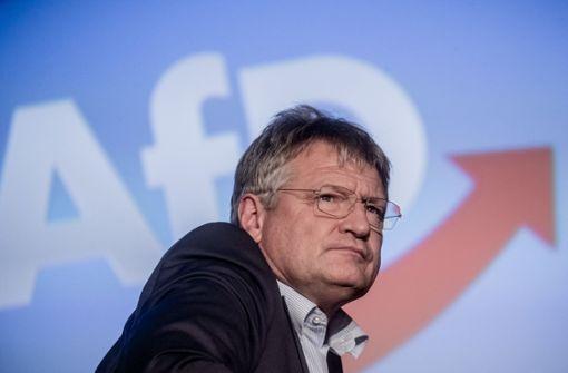 Meuthen verballhornt Namen der CDU-Chefin AKK