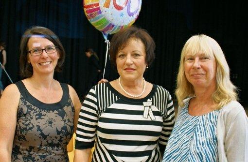 Silke Plaas, Ingrid Willemsen und Ulrike Brittinger freuen sich auf die Zusammenarbeit Foto: Stefanie Käfferlein