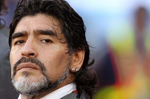 Halbes Jahrhundert Diego Maradona