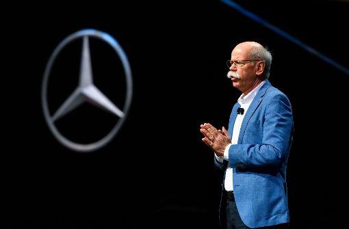 Daimler verspricht beim Diesel Besserung