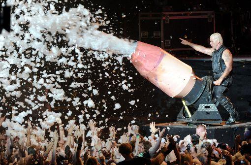 Rammstein-Fans werden enttäuscht