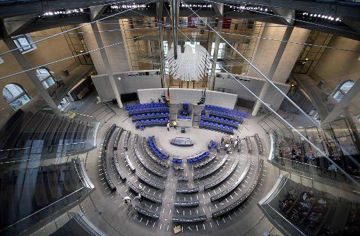 Neue Stuttgarter AfD-Abgeordnete kritisieren Petry scharf