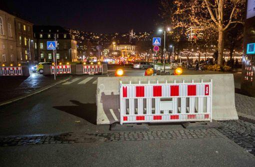 Stadt rüstet City gegen Anschläge mit Autos