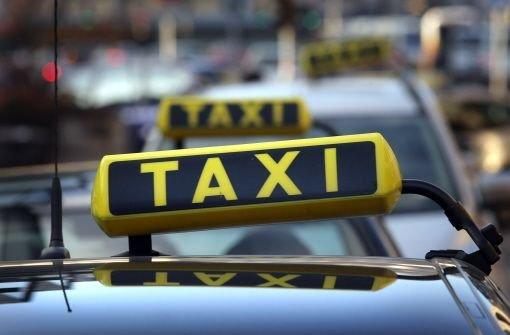 Deutsche Taxis unerwünscht