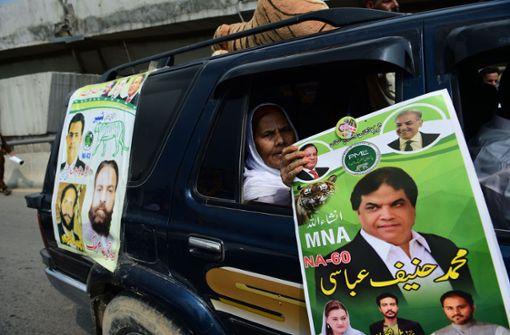 Ziehen in Pakistan Terroristen ins Parlament ein?