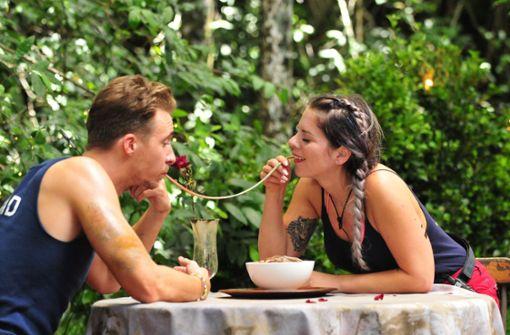 Blind-Dating im australischen Dschungel