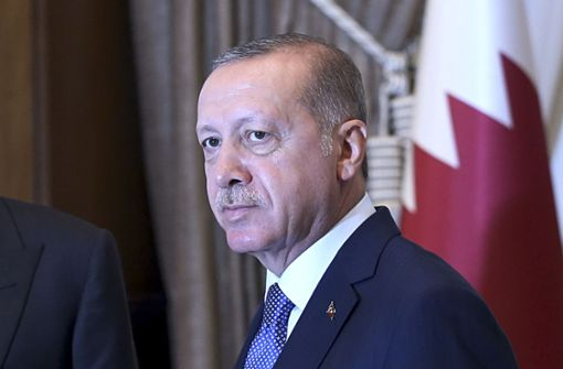 Erdogans Regierung bestreitet, dass sie Brunsons Freilassung fest zugesagt habeErdogan bestreitet, die Freilassung zugesagt zu haben. Foto: dpa