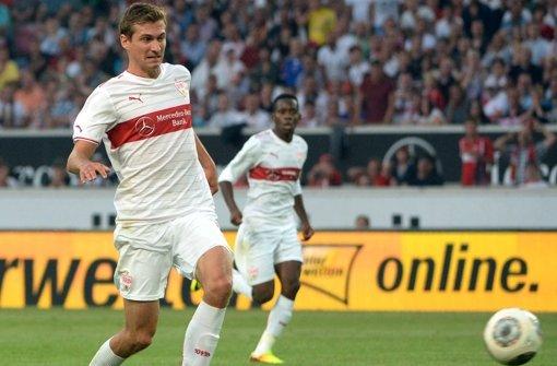 Daniel Schwaab legt am Sonntag einen starken Auftritt hin. Er bekommt die Note 2 - die beste, die es gegen Frankfurt zu vergeben gibt. Foto: dpa