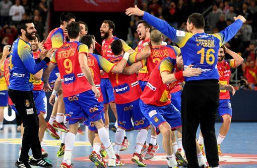 Spanien erstmals Handball-Europameister