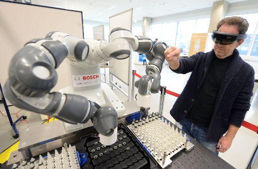 Bosch legt beim Umsatz deutlich zu