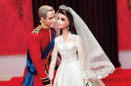 Die royale Puppe soll gesundheitsschädlich sein