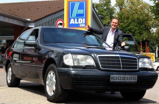 Aldi-Limousine: Billigsitze, Panzerglas