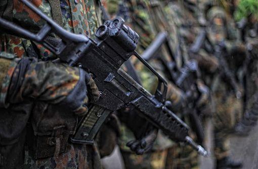 Auch in den letzten Jahren sind Waffen verschwunden