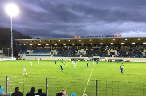 Liveticker: Tunjic schießt die Kickers gegen Pforzheim in Führung
