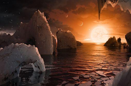 Nasa-Entdeckung sorgt für Furore im Netz