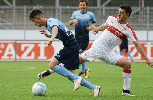 Liveticker: Kickers gegen VfB II