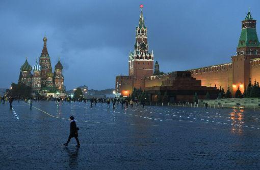 Kreml weist Vorwurf von Cyber-Attacken zurück