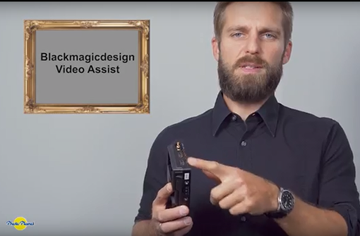 Monitor Video Assist von Blackmagicdesign