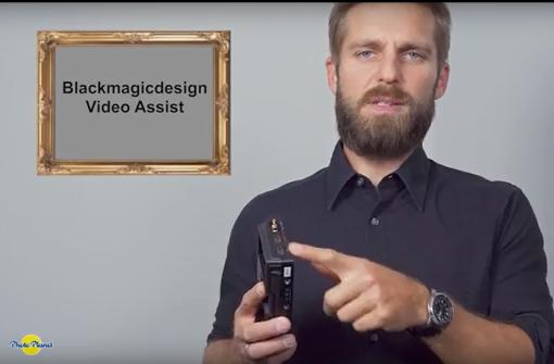 Monitor Video Assist von Blackmagicdesign