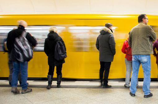Gefängnis für U-Bahn-Treter