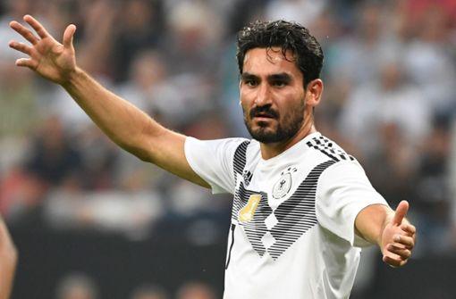 Gündogan will weiter für Deutschland spielen