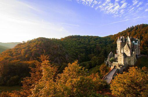 Die Burg Eltz. Ein Anblick vom Feinsten! Foto: Pixabay