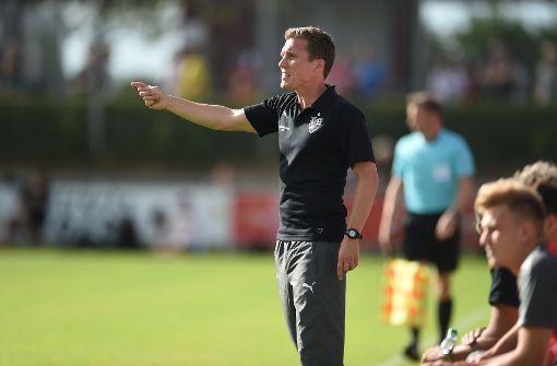 Hannes Wolf verlängert seinen Vertrag