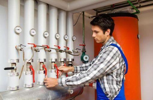 60 Prozent der Öl- und Gasheizungen sind älter als 20 Jahre. Foto: www.mauritius-images.com