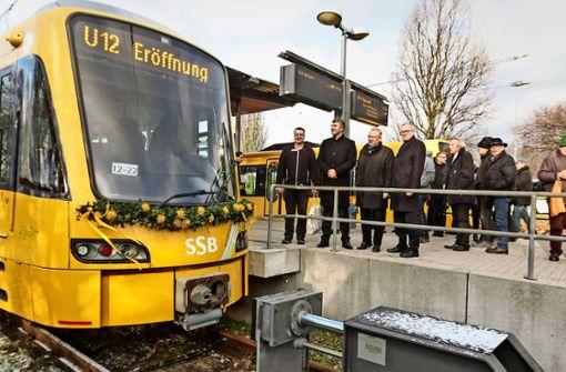 Landrat Haas will die Stadtbahn an Ludwigsburg vorbei fahren lassen